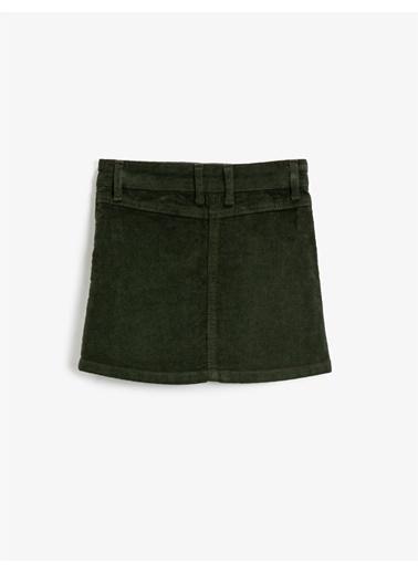 Koton Skırts Yeşil